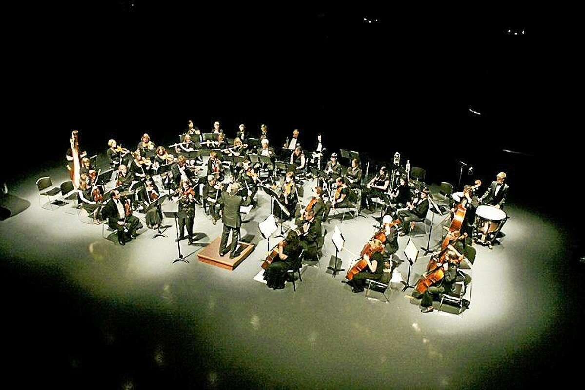 Contributed photo The Torrington Symphony Orchestra is playing a night of Italian music at the Warner's Nancy Marine Studio Theater May 9.