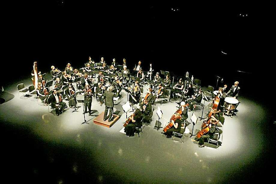 Contributed photo The Torrington Symphony Orchestra is playing a night of Italian music at the Warner's Nancy Marine Studio Theater May 9. Photo: Journal Register Co.
