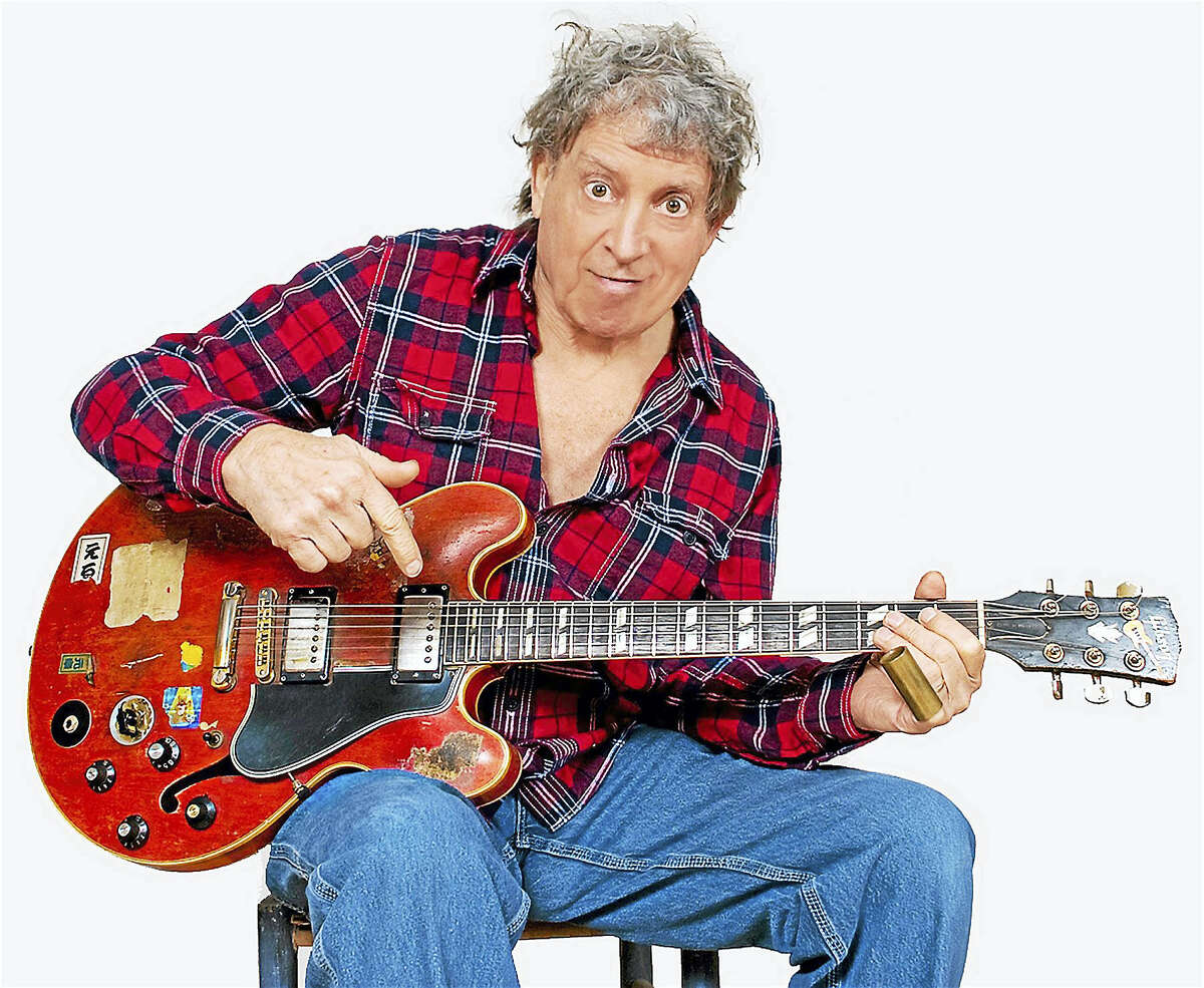 Contributed photoMusician Elvin Bishop will appear at the Simsbury Meadows Performing Arts Center in Simsbury on Saturday Sept. 17.