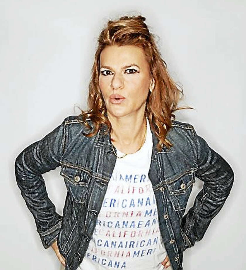 Contributed photo courtesy of Sandra BernhardActress and comedian Sandra Bernhard will visit the Mark Twain House May 18. Photo: Journal Register Co.