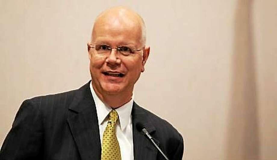 State Comptroller Kevin Lembo Photo: Christine Stuart, Ctnewsjunkie.com