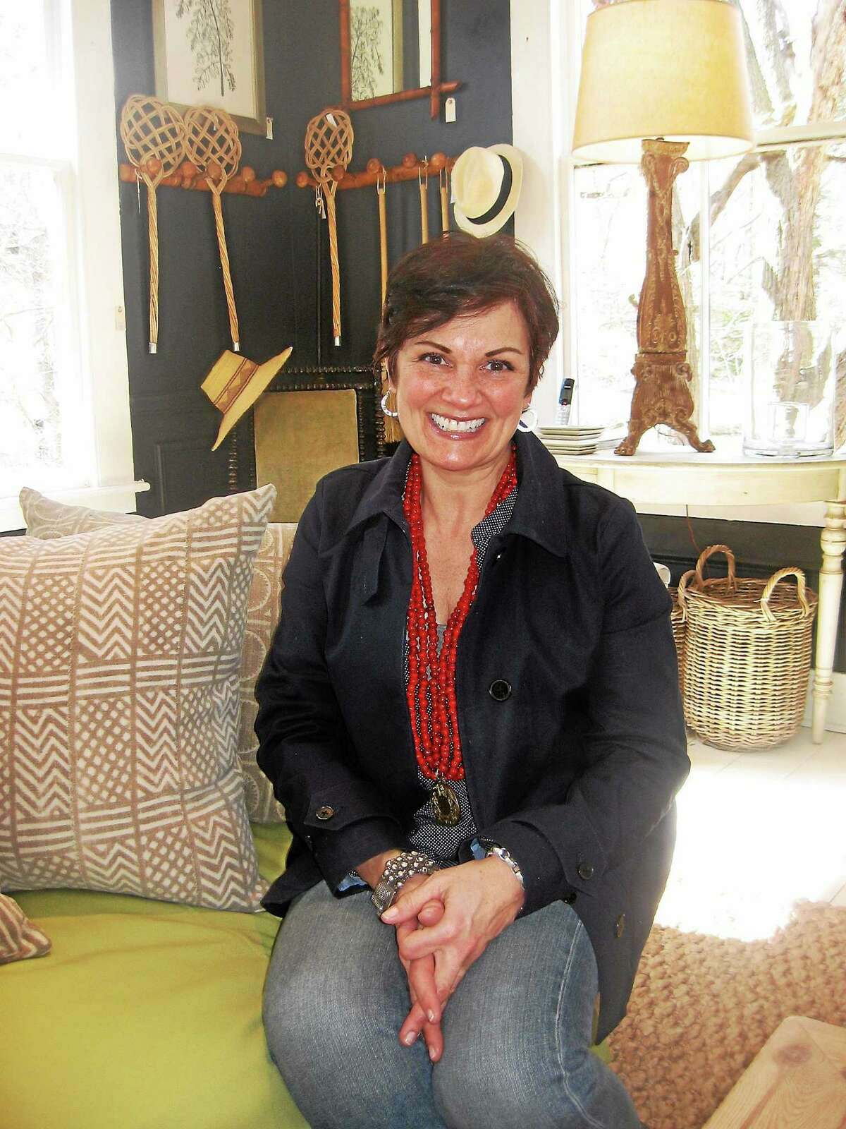 Suzanne Cassano, co-owner of the Privet House.