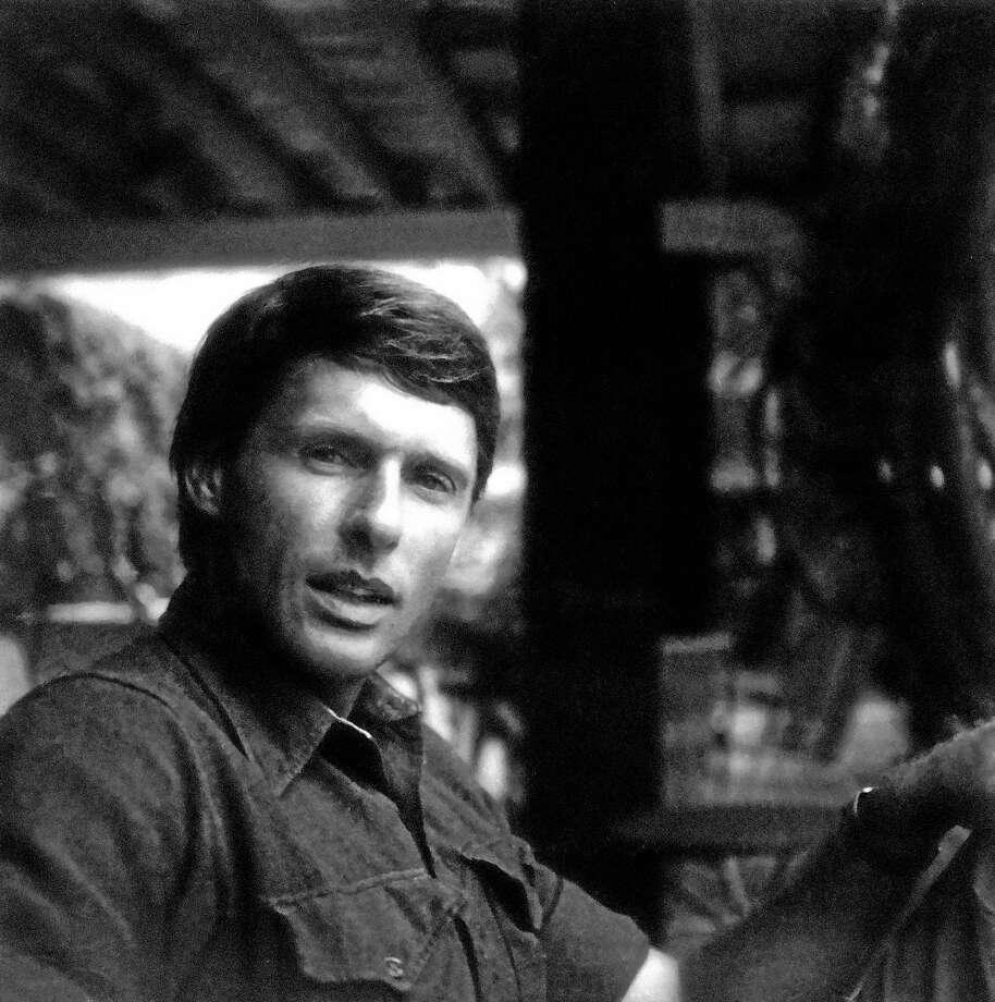 Associated Press newsman Matthew J. Franjola is shown somewhere in southeast Asia in 1973. Photo: AP File Photo  / AP