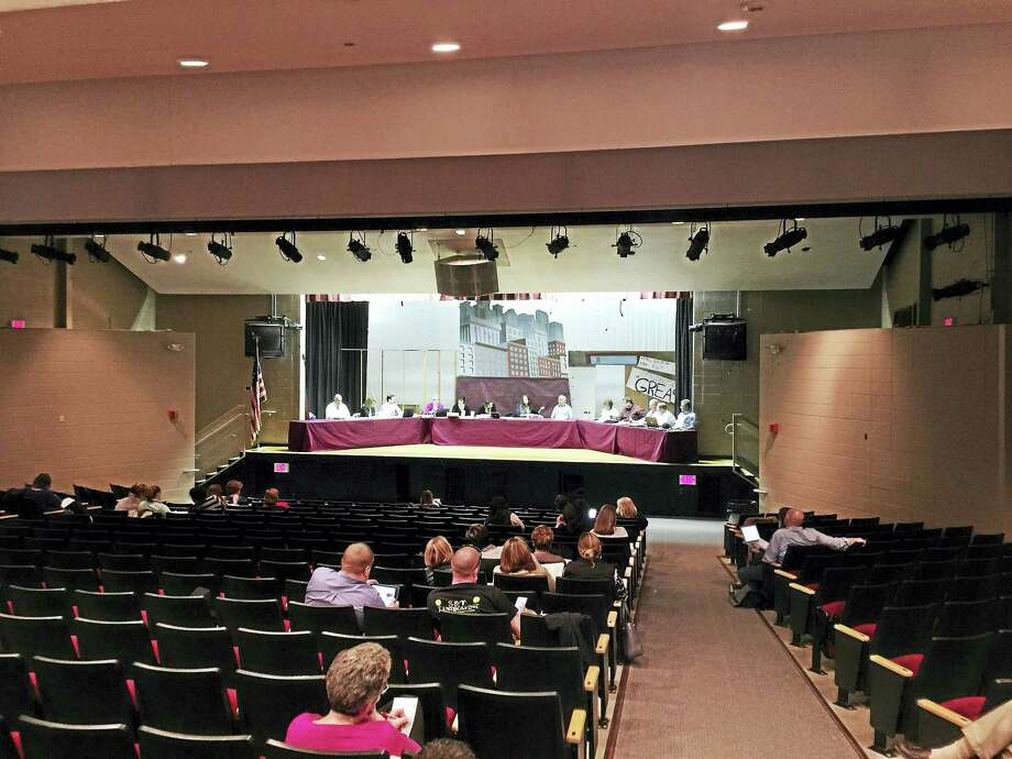 The Torrington Board of Education. Photo: Register Citizen File Photo