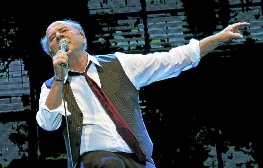 Art Garfunkel in concert. Photo: Contributed  / AFP