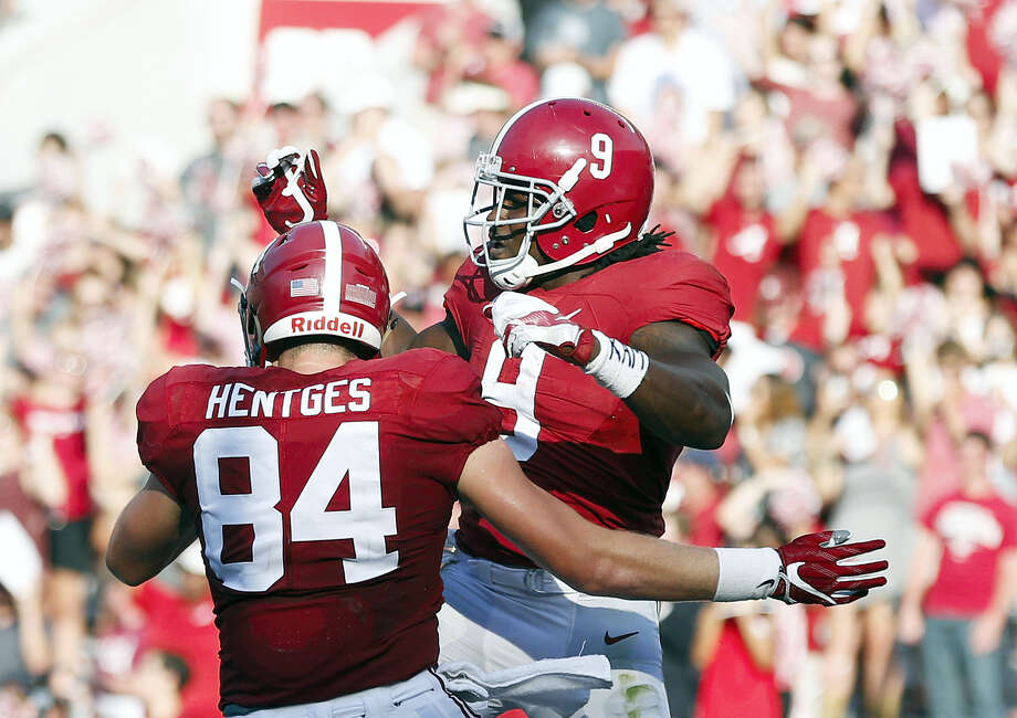 Alabama remained No. 1 in the latest AP Top 25 poll. Photo: Brynn Anderson — The Associated Press  / AP