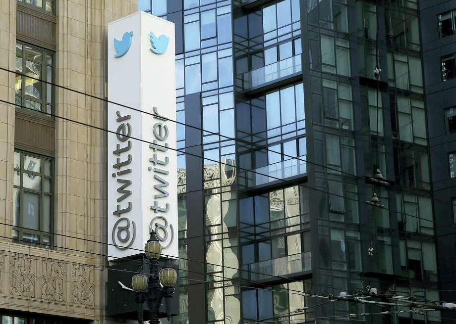 Twitter headquarters in San Francisco. Photo: AP Photo/Eric Risberg, File  / AP