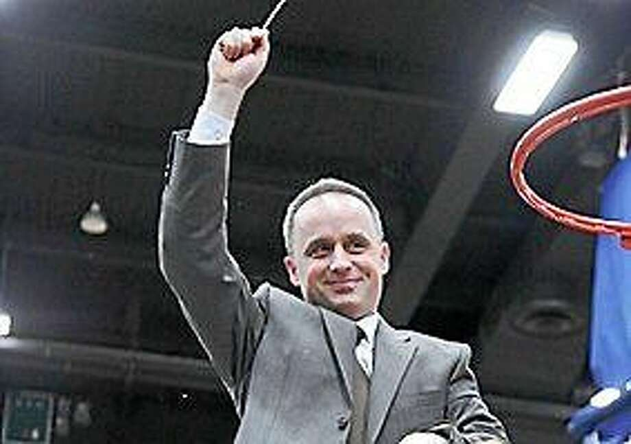 Mike Donnelly resigned as head men's basketball coach at Southern Connecticut State on Friday. Before departing for Florida Southern, he took over a program that won four games combined in the two years before his arrival and brought the Owls to back-to-back Sweet 16s in his final two seasons. Photo: Photo Courtesy Of SCSU Athletics