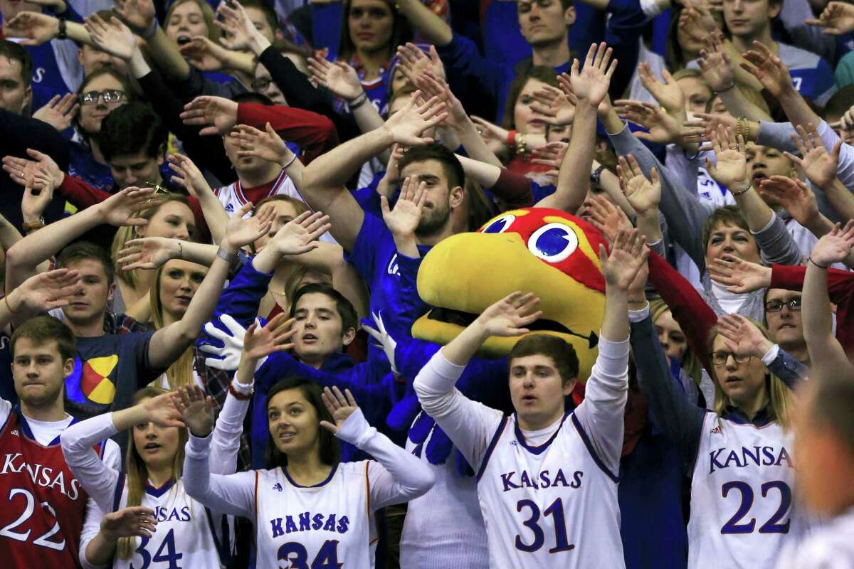 Kansas will host Oklahoma on Monday night in what could be a matchup of the No. 1 and No. 2 ranked teams in the country.