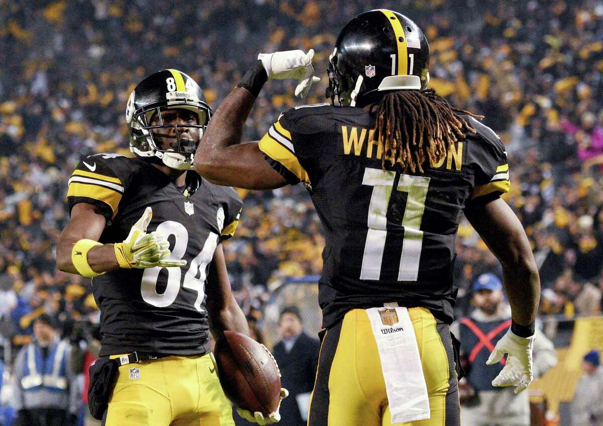The Register's Dan Nowak thinks Markus Wheaton, Antonio Brown and the Steelers are going to roll past the Browns on Sunday in Cleveland.