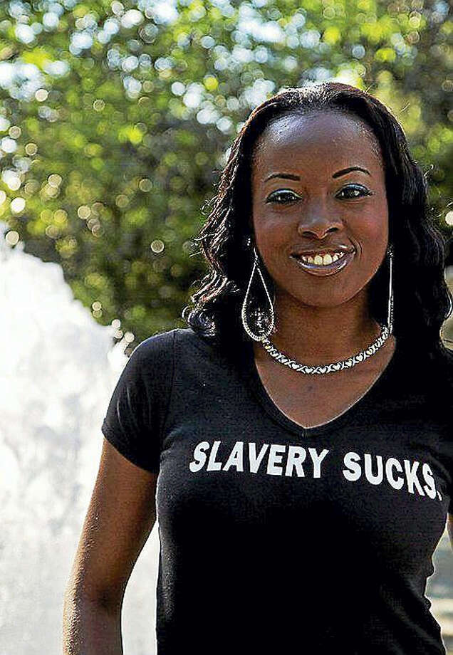 Shamere McKenzie, 32, was charged with conspiracy to commit sex trafficking of minors in January 2007. While she accepted responsibility for her actions, McKenzie also touts the story of a survivor, or a woman who was victimized by a pimp and forced to do his bidding. She is now an advocate for survivors of human trafficking. Photo: CONTRIBUTED PHOTO
