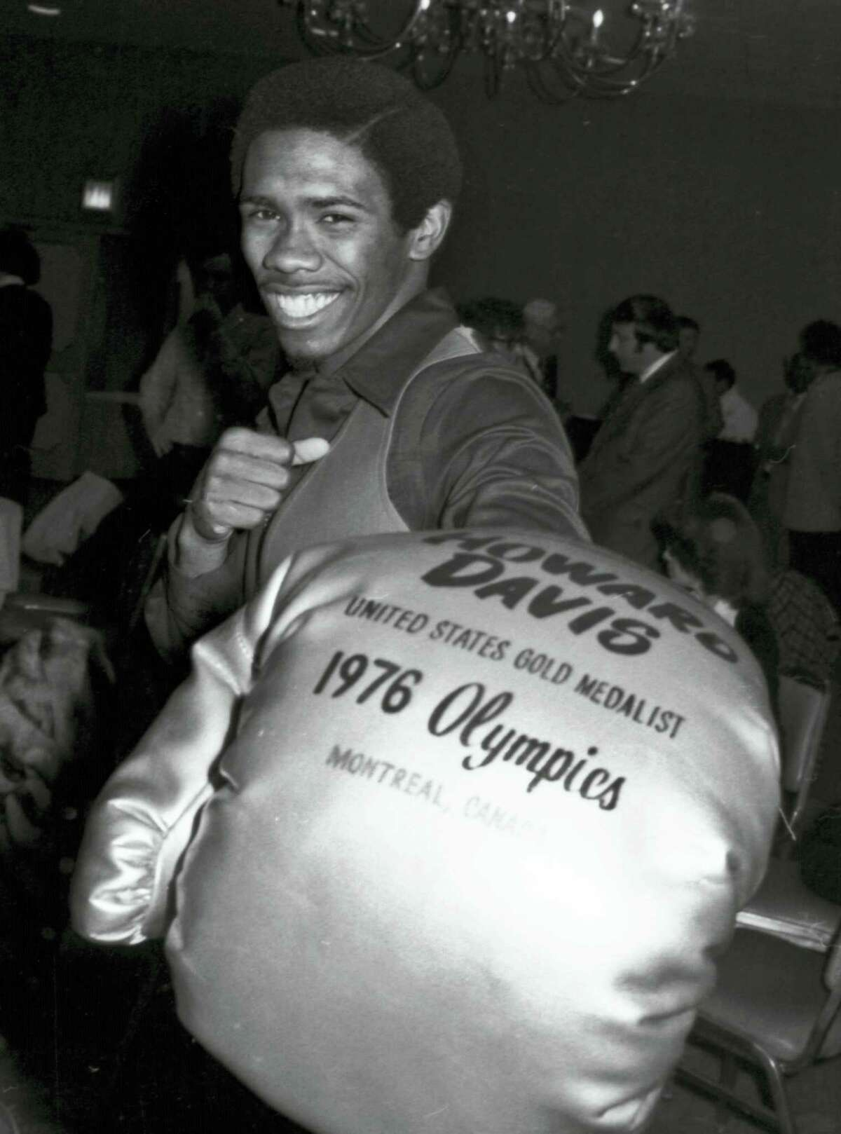 Howard Davis, the Olympic gold medal winner in the lightweight boxing division in 1976, died Wednesday in Florida. He was 59. In the 1976 Olympics, Davis was voted the outstanding boxer, out-polling such champions as Sugar Ray Leonard.