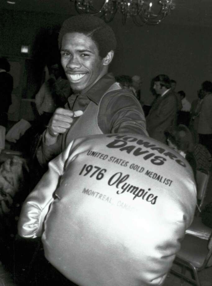 Howard Davis, the Olympic gold medal winner in the lightweight boxing division in 1976, died Wednesday in Florida. He was 59. In the 1976 Olympics, Davis was voted the outstanding boxer, out-polling such champions as Sugar Ray Leonard. Photo: The Associated Press File Photo  / AP