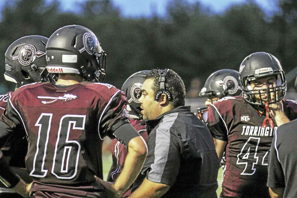 Torrington coach Gaitan Rodriguez expects his young team to improve every week.