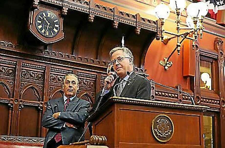 House Speaker Brendan Sharkey Photo: Christine Stuart - CT News Junkie File Photo
