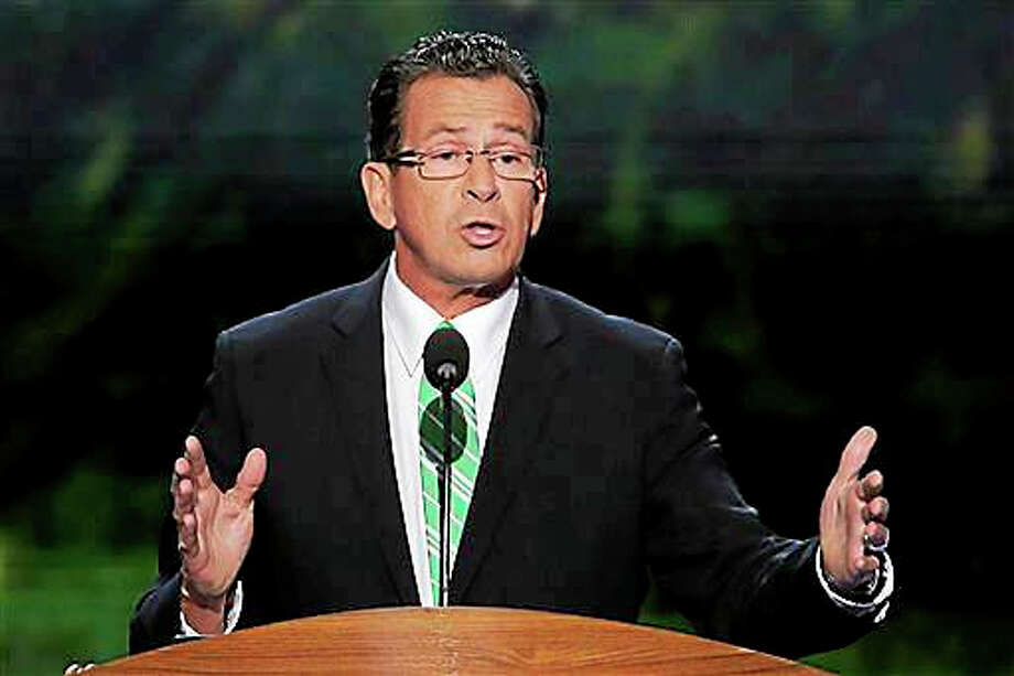 Connecticut Gov. Dannel Malloy Photo: AP Photo/J. Scott Applewhite  / AP
