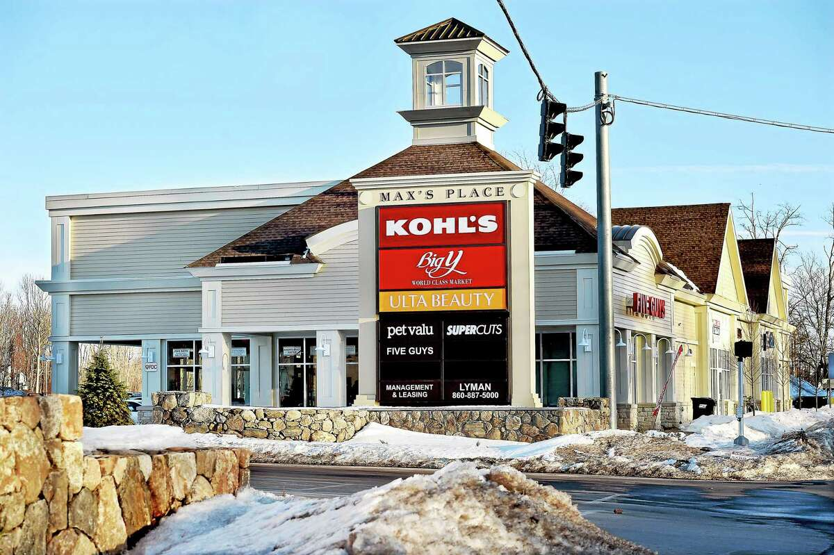 (Catherine Avalone - New Haven Register) Max's Place on Spencer Plains Road in Old Saybrook, Conn. on Friday, February 28, 2015.