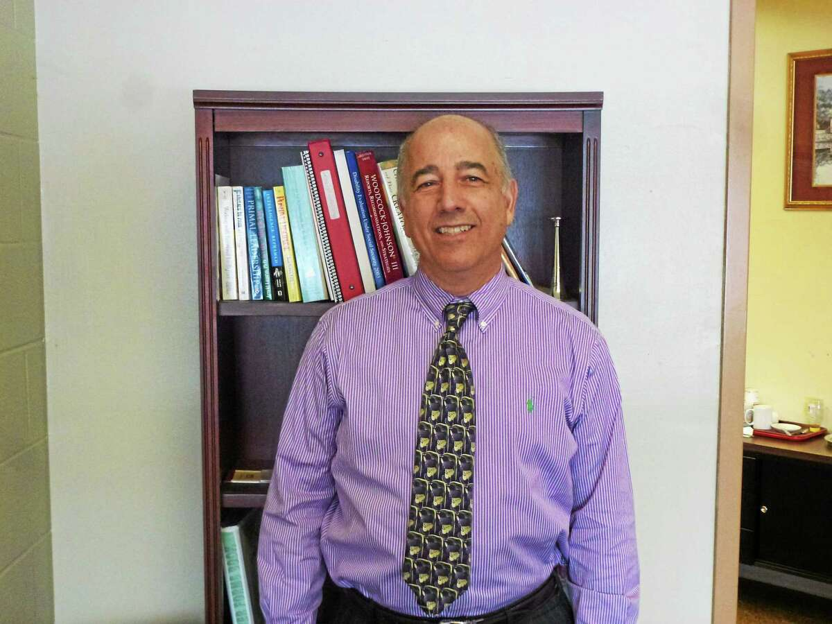 New director of pupil services and special education Anthony Bivona started the job on Feb. 10 in Winsted.