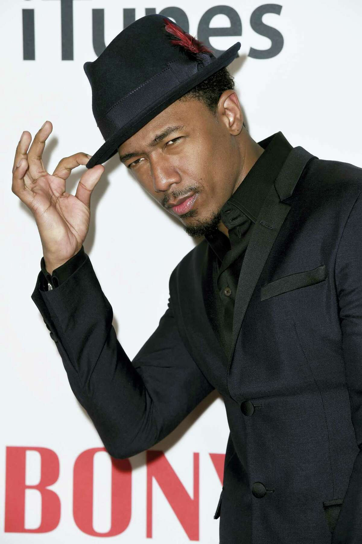 Nick Cannon attends Ebony Magazine and Apple Celebrate Black Hollywood held at Neuehouse Hollywood on Feb. 27, 2016, in Los Angeles.