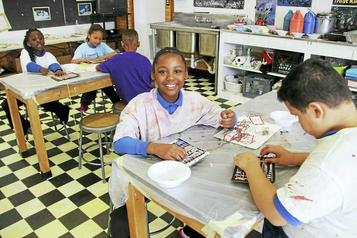 The After School Arts Program's mission is to enable children to engage in artistic and cultural activities that otherwise would not be available to them, according to the organization's website.