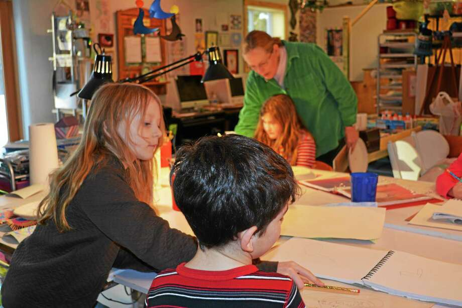Artist Frances Clem is known throughout the area for teaching children confidence and compassion along with artistry. Photo: Contributed Photos