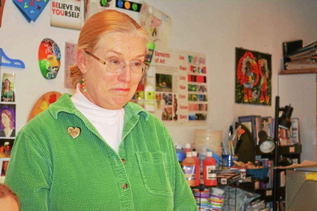 Artist Frances Clem is known throughout the area for teaching children confidence and compassion along with artistry.