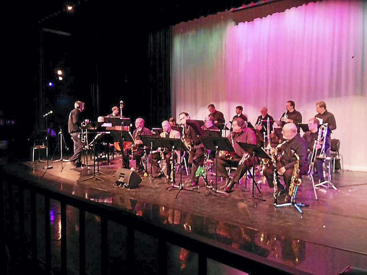 Contributed photoJazz comes alive at the Thomaston Opera House with the Thomaston Jazz Orchestra, in a concert set for Sunday, May 15.