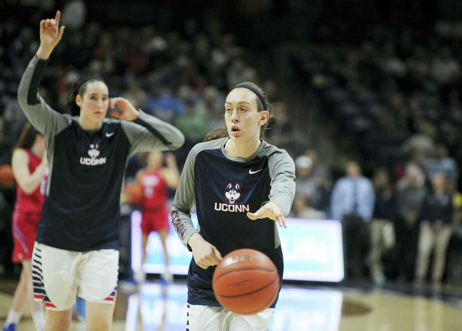 UConn's Breanna Stewart. Photo: Jessica Hill — The Associated Press File Photo  / AP2016