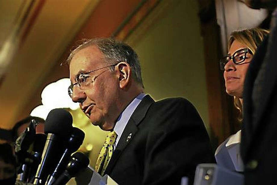 Senate President Martin Looney Photo: Christine Stuart — CT News Junkie
