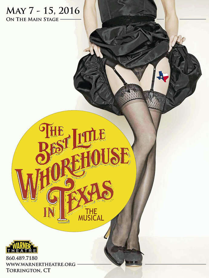 "Contributed photoThe Warner Stage Company's production of ""The Best Little Whorehouse in Texas"" opens Saturday at the Warner Theatre in Torrington. Photo: Journal Register Co."
