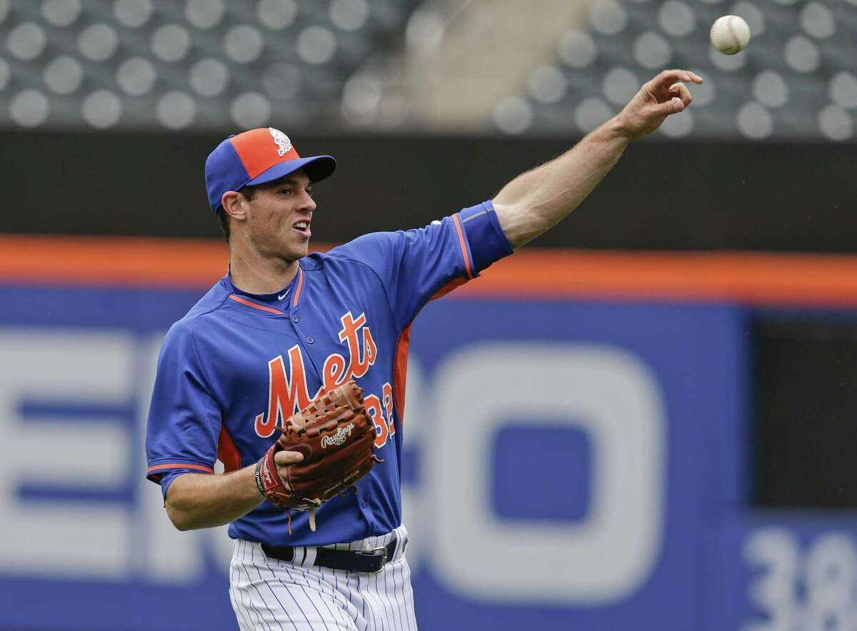 Mets pitcher Steven Matz throws before Saturday's game against the Cincinnati Reds in New York.