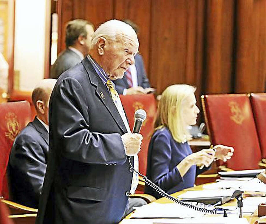Sen. Joe Crisco Photo: Christine Stuart — CT News Junkie