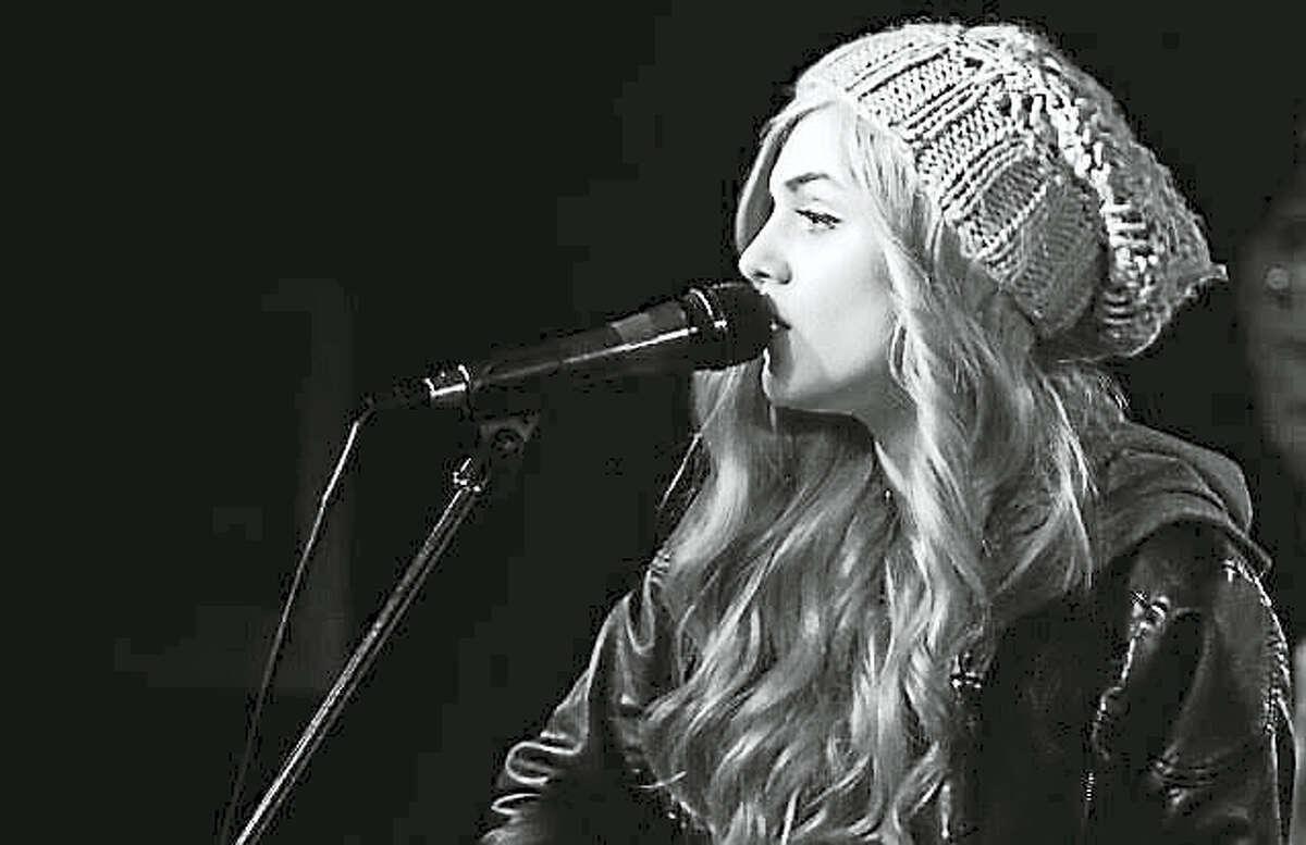 Sarah Barrios during a recent show.