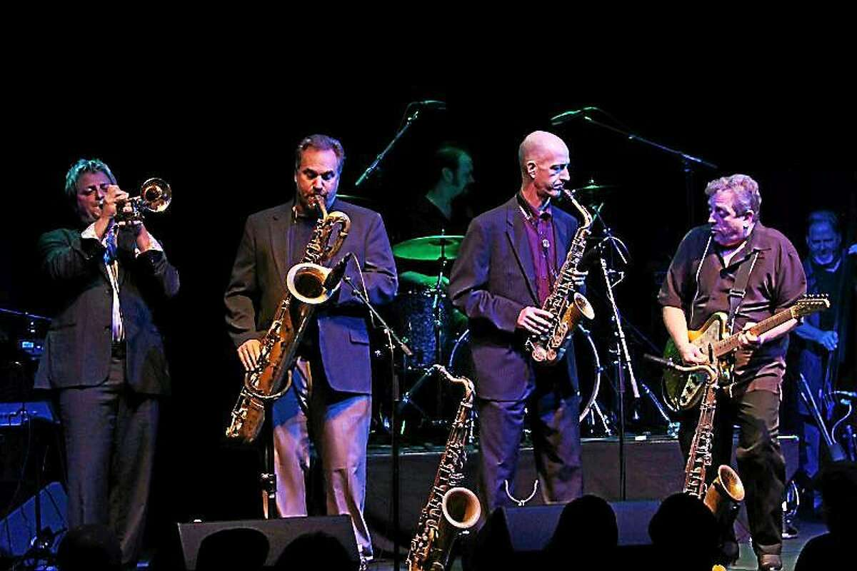 Photo by Alyce L. O'Connell Roomful of Blues is performing in March at Infinity Music Hall in Norfolk.