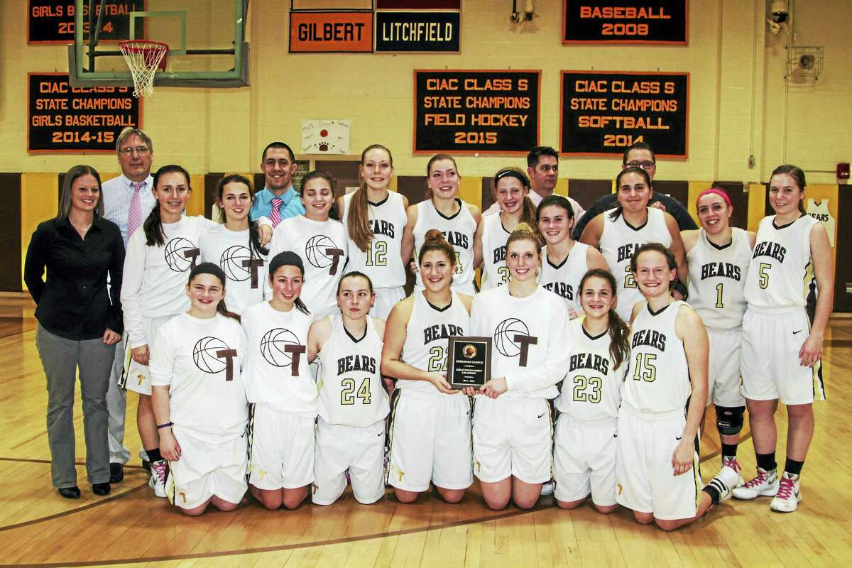 Thomaston won its fifth straight Berkshire League Girls Basketball Tournament Thursday night at Thomaston High School.