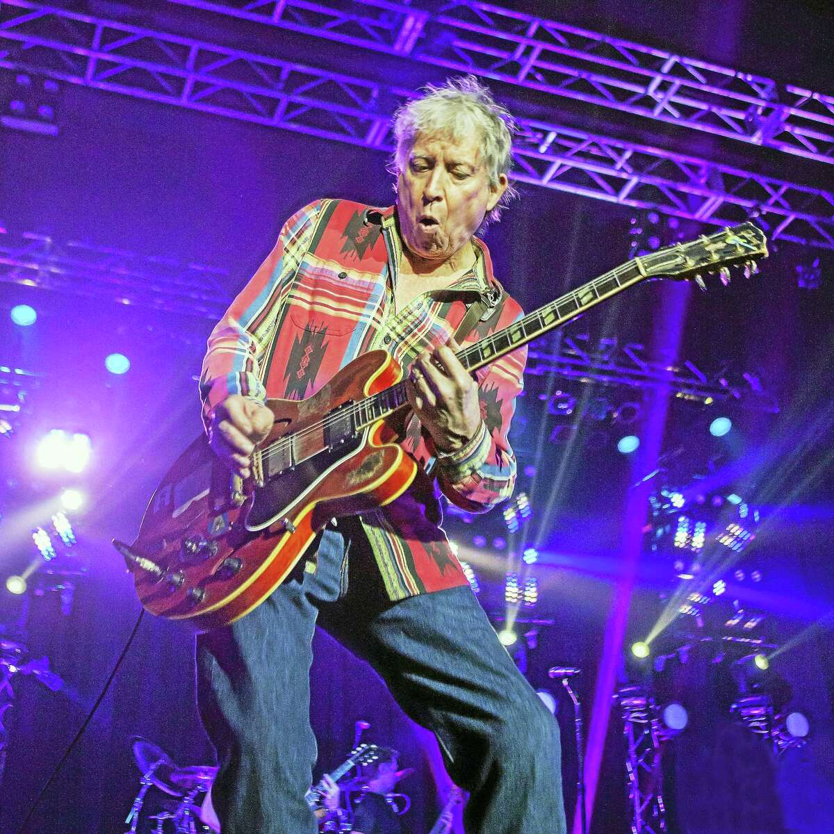 Contributed photo Elvin Bishop leads the lineup of talent at this year's Two Left Feet Blues Festival at Simsbury Meadows.