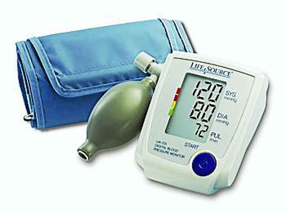 A&D Medical/LifeSource UA-705V (Market Wire)/via AP Photo: Marketwire / A & D Medical