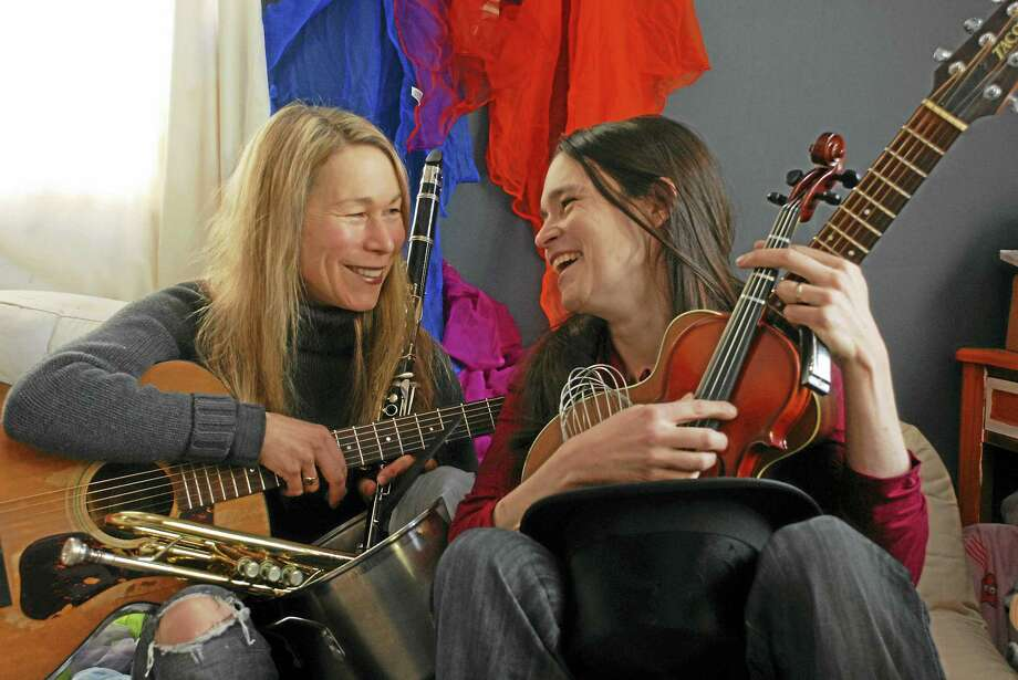 The Nields will perform at The Space on Saturday. Photo: Contributed