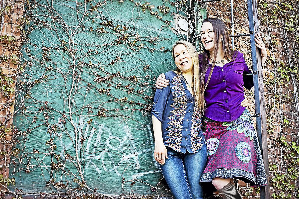 """The Nields' 17th album is titled, appropriately, """"XVII."""""""