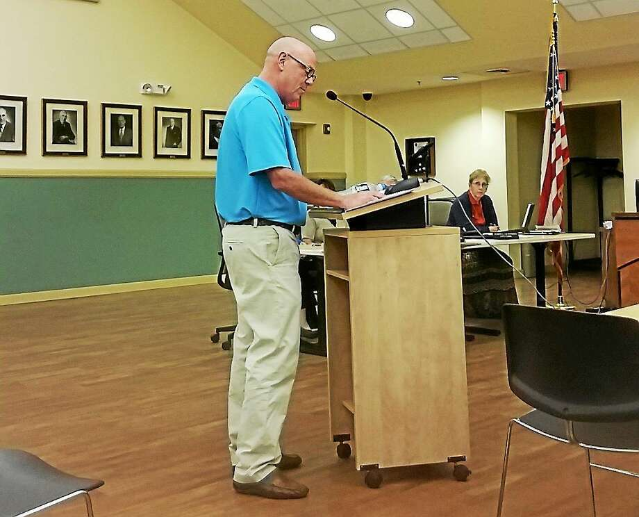 Torrington's former tax collector, Robert Crovo. Photo: Register Citizen File Photo