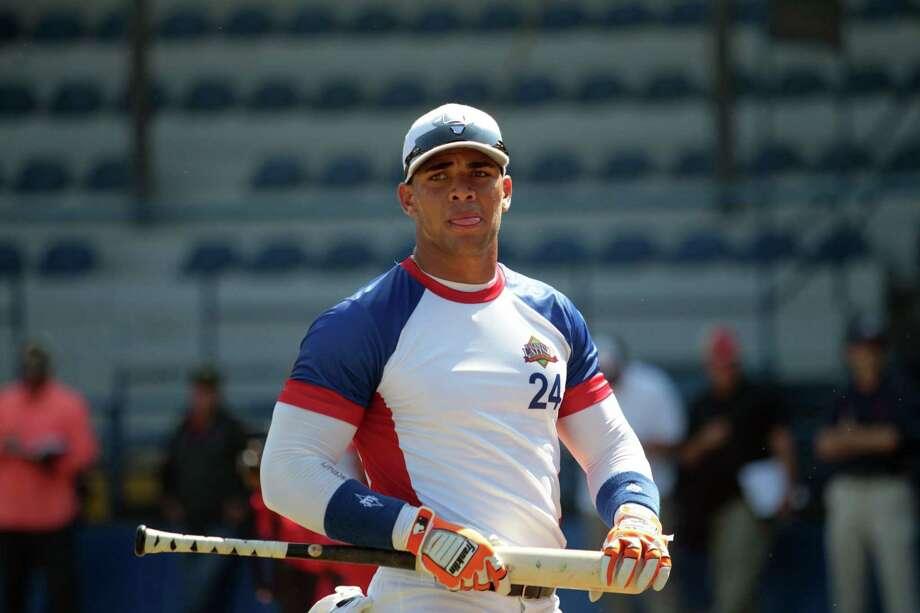 The Boston Red Sox signed Cuban player Yoan Moncada on Monday. Photo: Prensa Libre — The Associated Press File Photo  / Prensa Libre