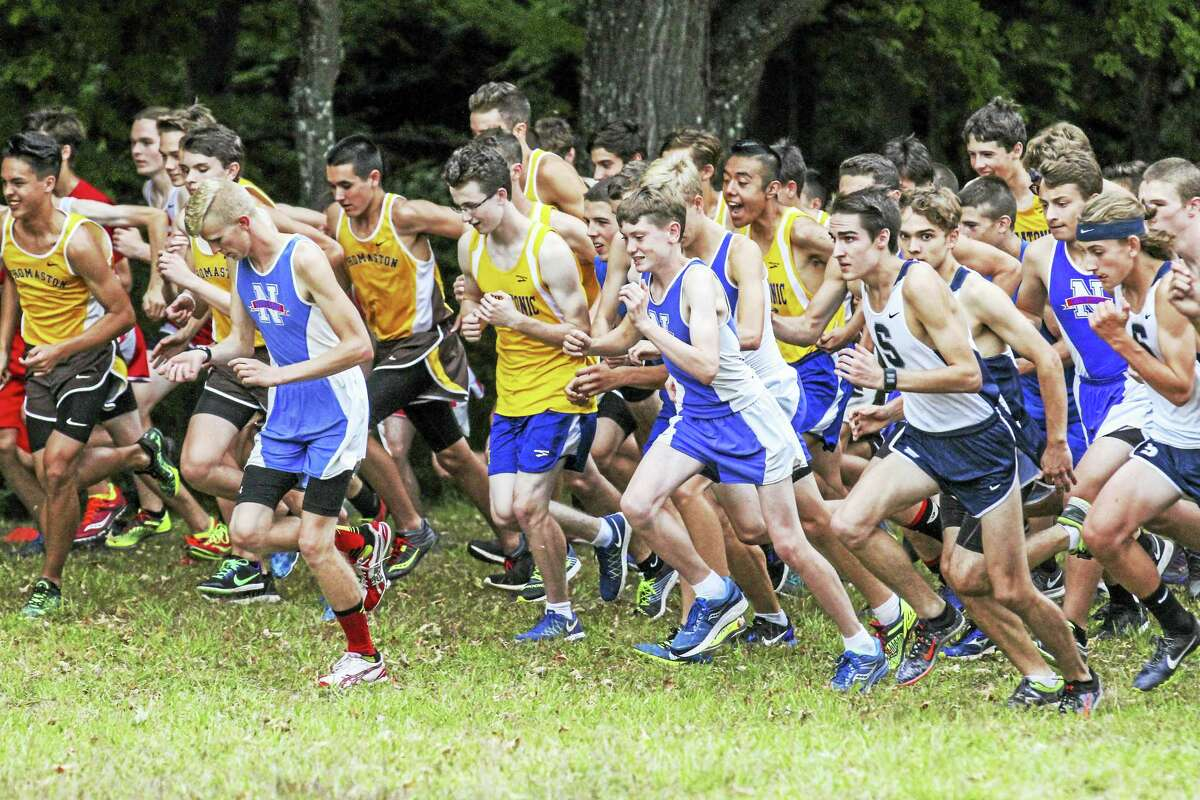 Photo by Marianne KillackeyCross country thrives in Litchfield County.