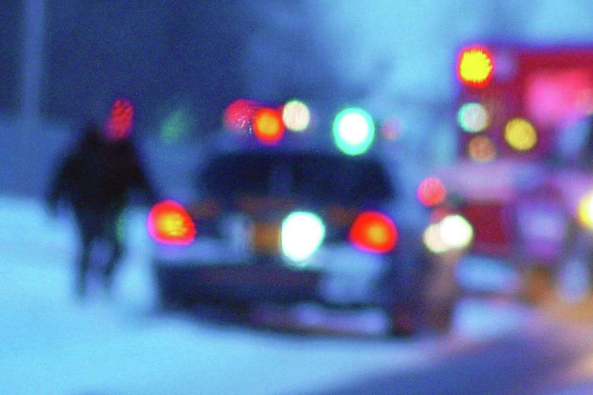 Morgue file Police lights