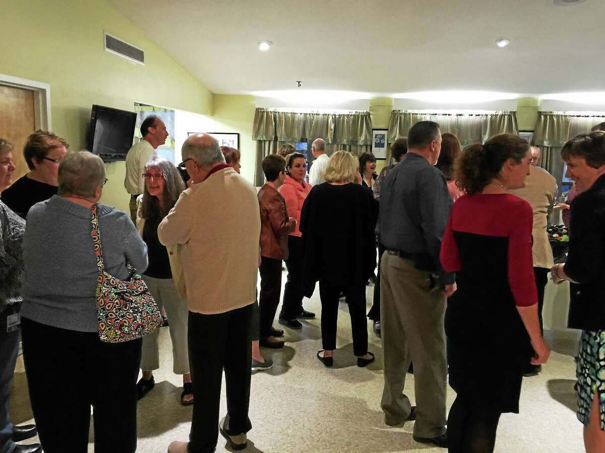 The 50th anniversary of the Paradigm Healthcare Center of Torrington was celebrated Thursday afternoon, as community members gathered to mark the milestone.