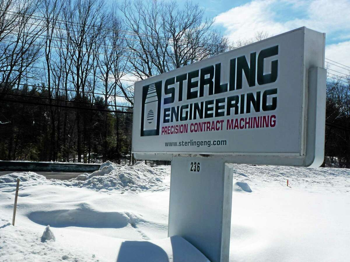 Sterling Engineering is located at 236 New Hartford Road in Barkhamsted.