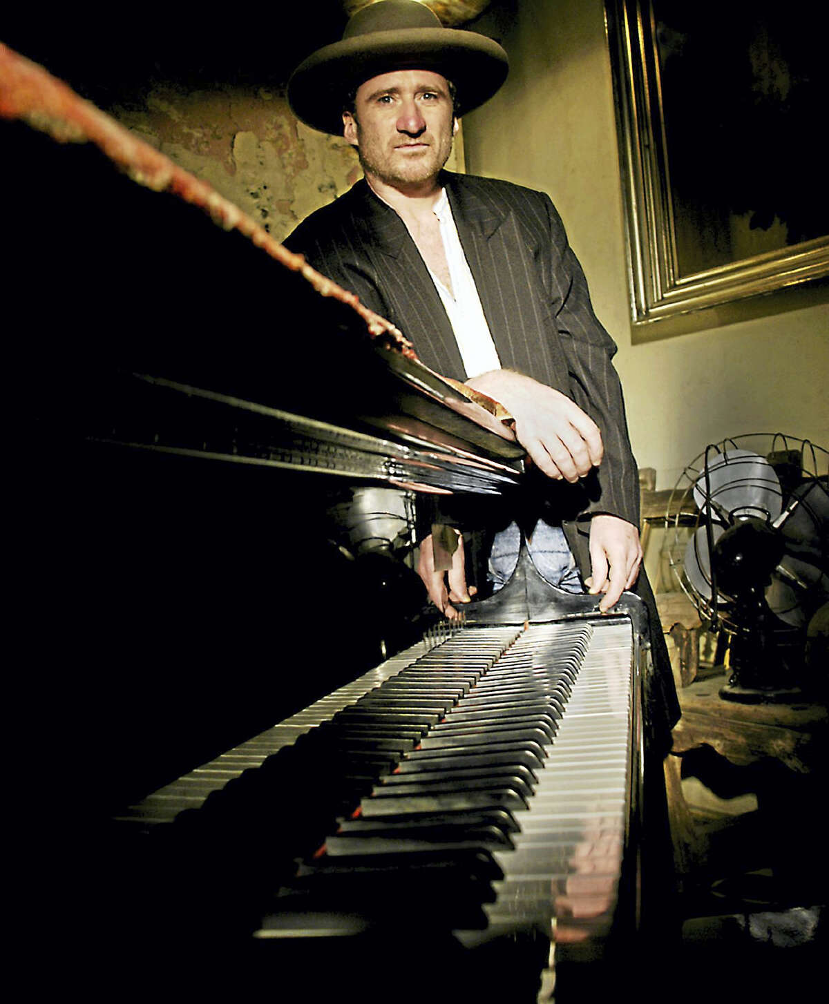 Jon Cleary just won the Grammy Award for Best Regional Roots Music Album.