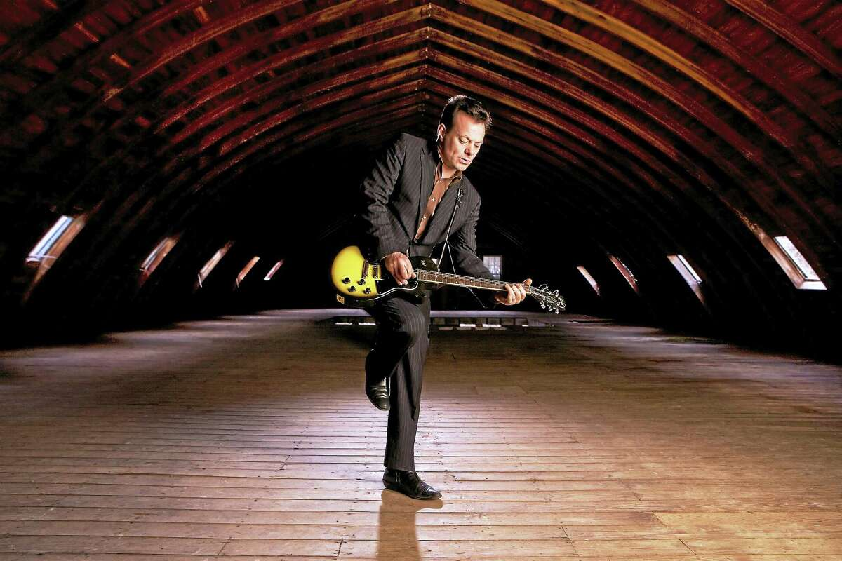 James Hunter will take center stage at StageOne on Saturday night.