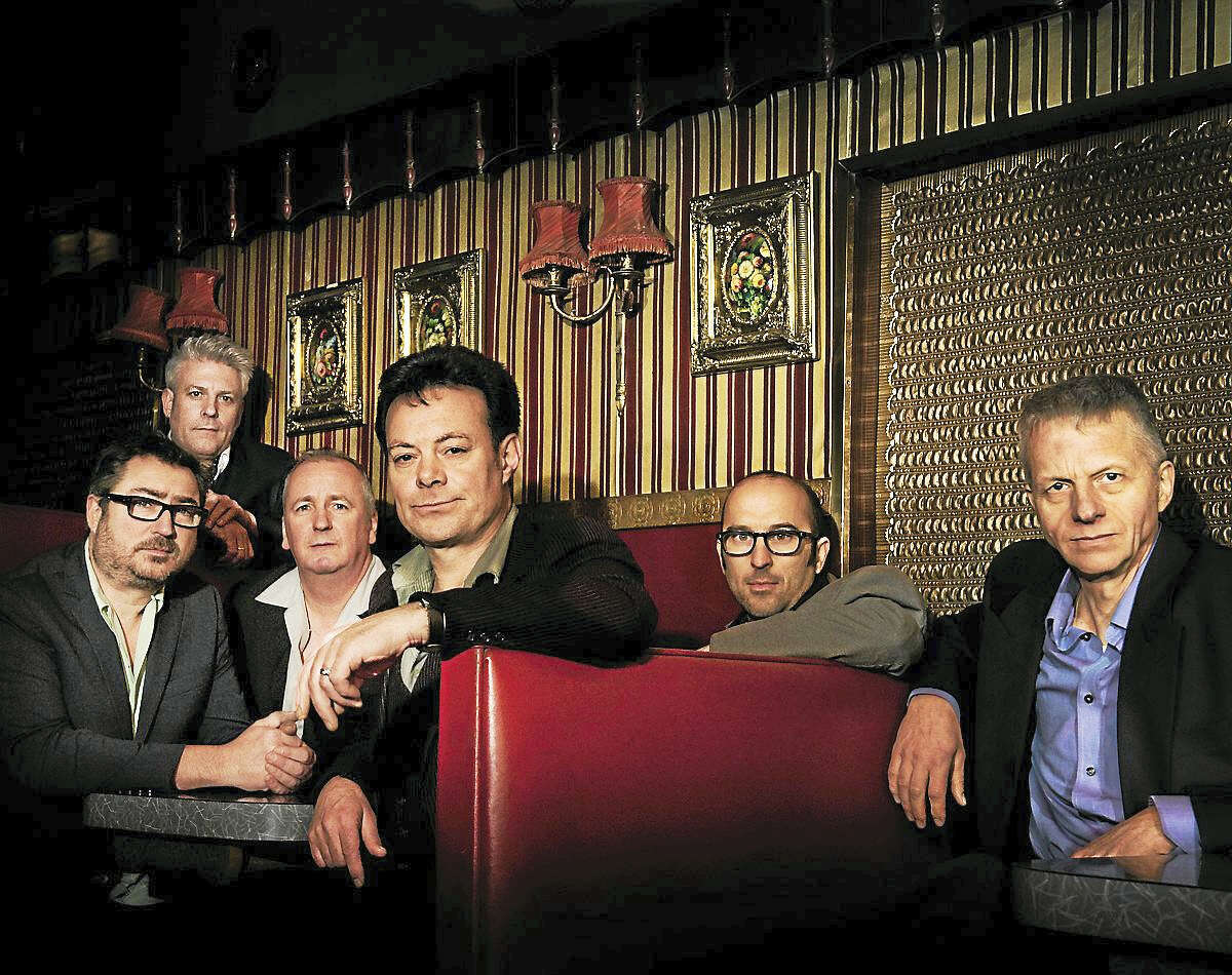 Some members of The James Hunter Six have been together for over two decades.