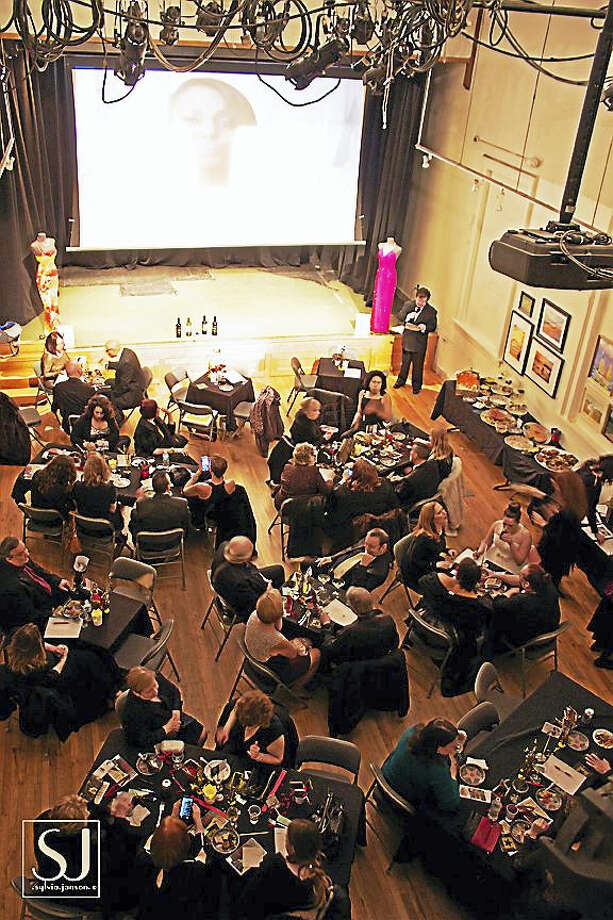 A moment from last year's Red Carpet Gala in Milford. Photo: Photo Courtesy Of Milford Arts Center