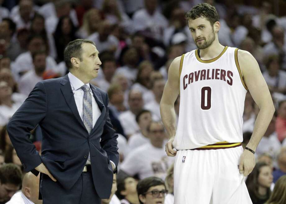 Kevin Love is opting out of the final year of his contract. Photo: Mark Duncan — The Associated Press File Photo  / AP